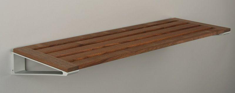 KNAX Skohylde - 60 cm - Valnød