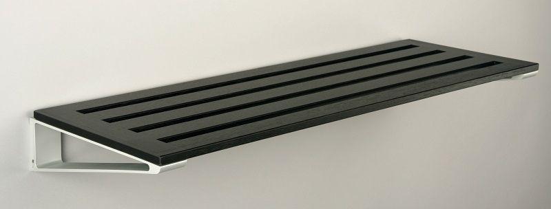 Fantastisk KNAX Skohylde - 40 cm - Egetræ - Gratis fragt NA17