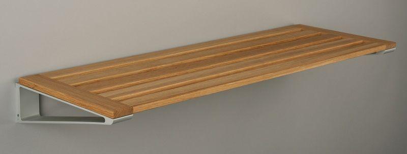KNAX Skohylde - 80 cm - Olieret eg
