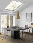 Dusk Spisebord - Grå - 150
