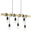 Townshend Pendler Loftlampe - Sort