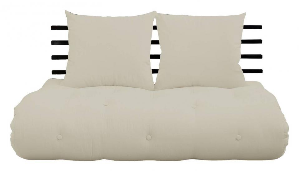 Shin Sano Futon Sofa - Beige