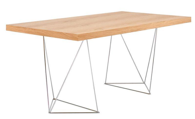 Temahome - Multi Skrivebord - Egefinér 160 cm