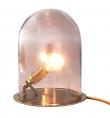 Ebb&Flow - Glasdome til Glow in a Dome, obsidian, Ø15,5