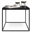 Gleam Sidebord - Sort - 50 cm