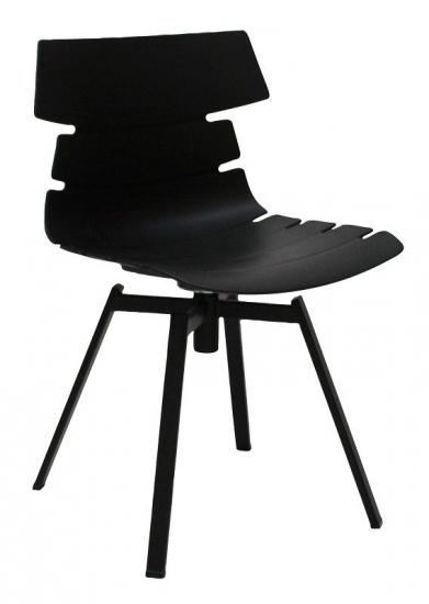Idaho Spisebordsstol - Sort - Lækker spisebordsstol i sort
