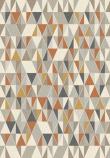 Andorra Luvtæppe m. Geometrisk mønster - 240x330
