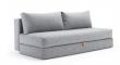 sove sofa Innovation Osvald Sovesofa Granit grå   Gratis fragt sove sofa