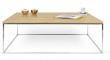 Temahome - Gleam Sofabord - Lys træ 120 cm