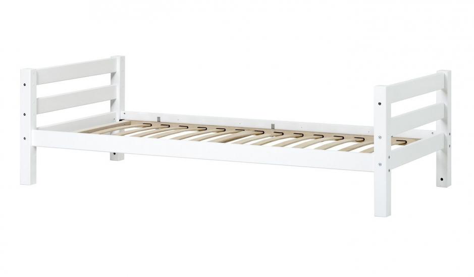 Hoppekids Premium Børneseng m/flex 90x200