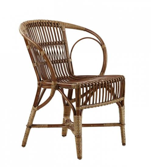 ICONS Wengler loungestol - Poleret Antik - Loungestol i poleret antik