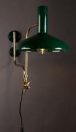 Dutchbone - Devi Væglampe - Grøn