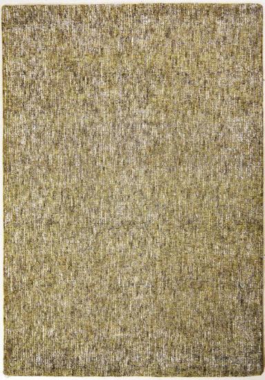 Dundee - Grøn/Hvid  - Tæppe i grøn og hvid - 160x230 cm