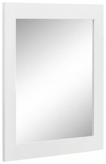 Linus Spejl 80x60 - Hvid