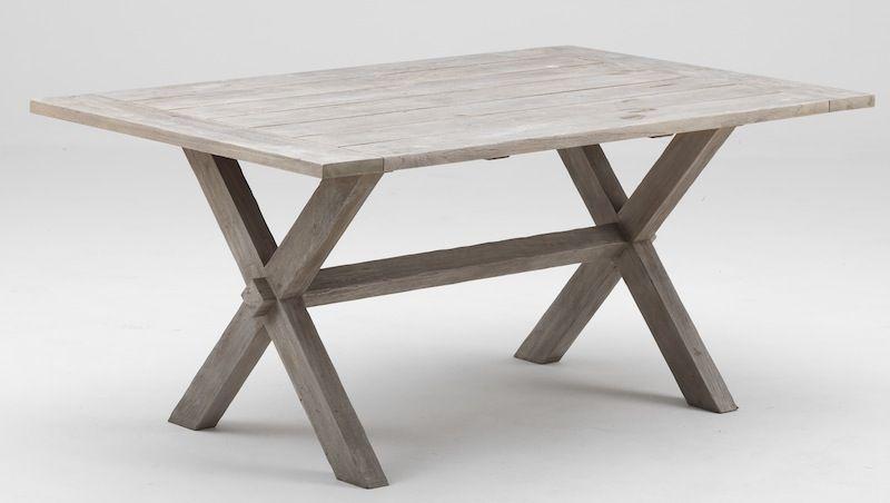 Sika-Design Colonial Spisebord - Teak 160x100 - Affäire