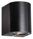 Nordlux DFTP Canto Væglampe - Sort - Sort væglampe i metal