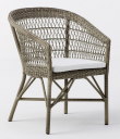 Sika-Design Emma Kurvestol - Antique