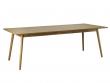 FDB Møbler - C35C Spisebord 220x95 - Eg