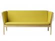 FDB Møbler - J149 3-pers. Sofa - Okkergul