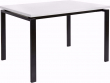 Sandra Spisebord Hvid Højglans 120x90