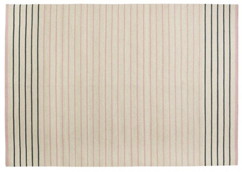 Fabula Poppy tæppe - Nude/Beige - Håndvævet Kelim 200x300 cm