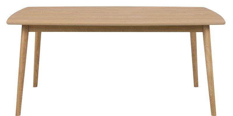 Julius Spisebord - Olieret ege finér - 180x90 - Spisebord 180x90 cm