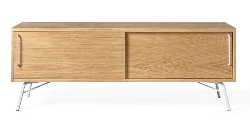 woodman ashburn tv bord lys tr gratis fragt. Black Bedroom Furniture Sets. Home Design Ideas
