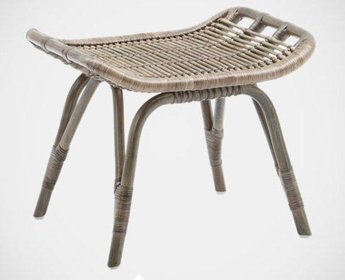 Sika-Design Monet Fodskammel - Taupe - Originals by Sika