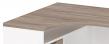 Function Plus Skrivebord - Lys træ/Rustik