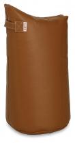 Læder Satellite 78 skammel - Cognac