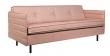 Zuiver Jaey 2-personers Sofa - Lyserød - Elegant 2-personers sofa