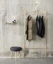 Andersen Clothes rack tøjstativ, Ask