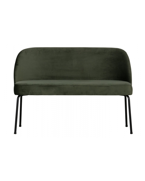 Vogue Sofabænk - Onyx Velour