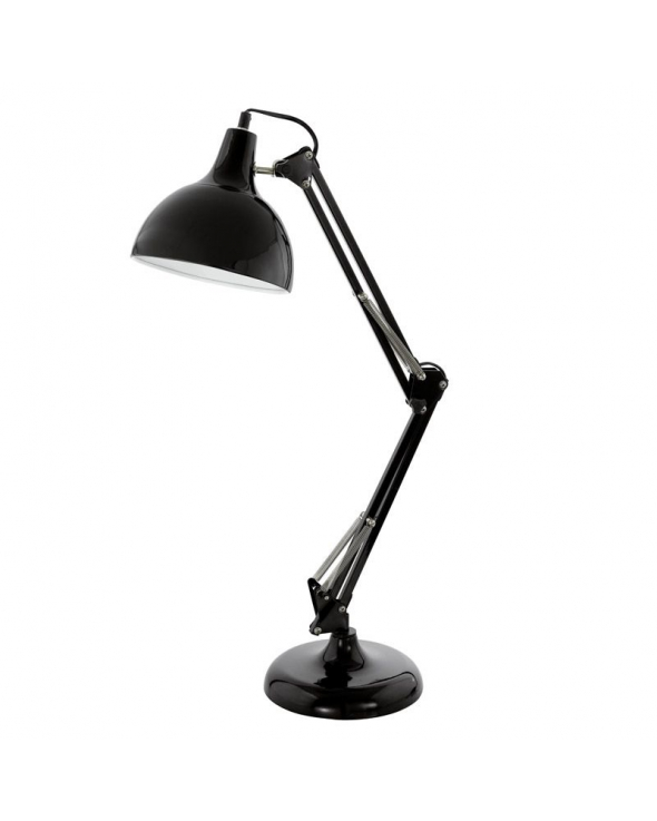 Borgillio Bordlampe - Sort