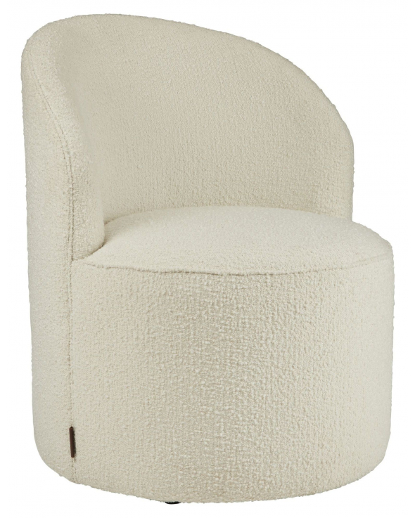 Cozy Living Effie Loungestol - Offwhite