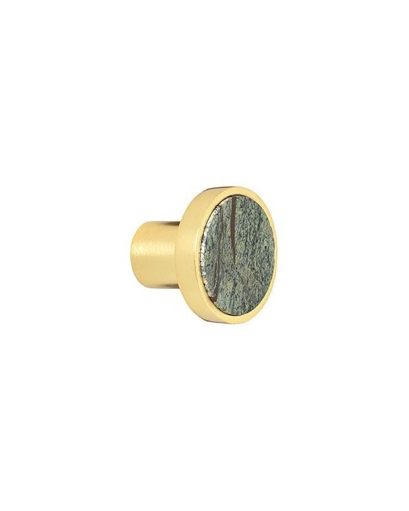 Cozy Living Marmor Knage S - Forest/Gold