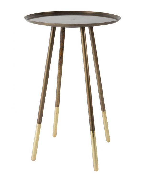 Dutchbone - Eliot Sidebord - Metal