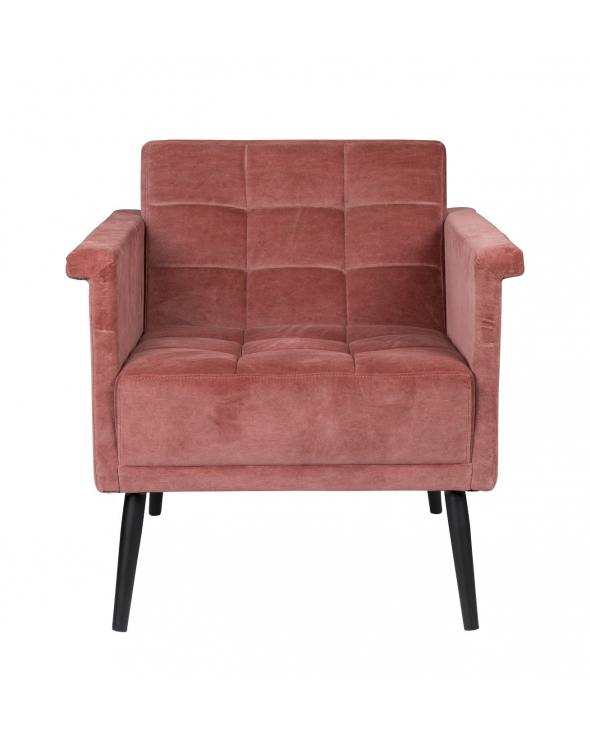 Dutchbone Sir William Loungestol - Vintage Pink