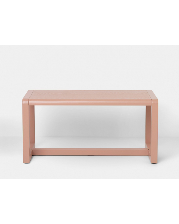 Ferm Living - Little Architect Børnebænk - Rose