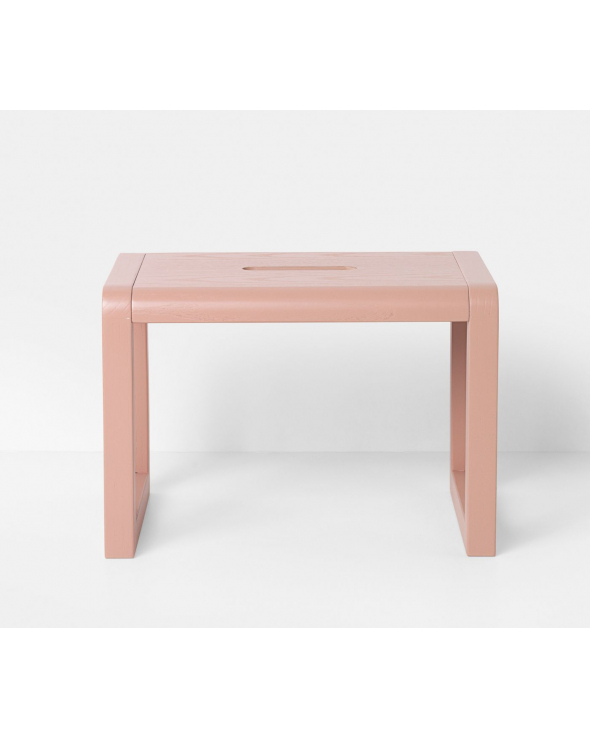 Ferm Living - Little Architect Børneskammel - Rose