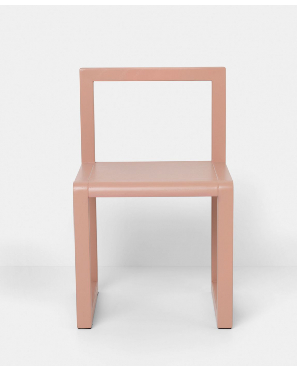 Ferm Living - Little Architect Børnestol - Rose