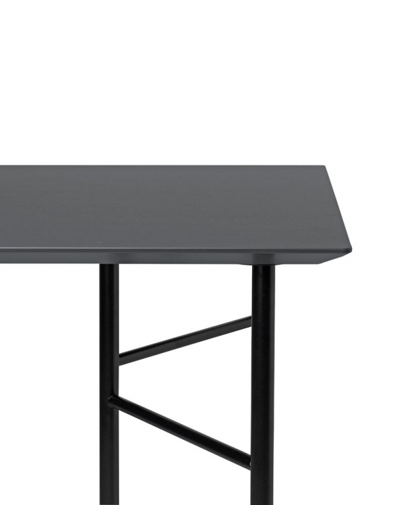 Ferm Living - Mingle Bordplade L:135 - Charcoal