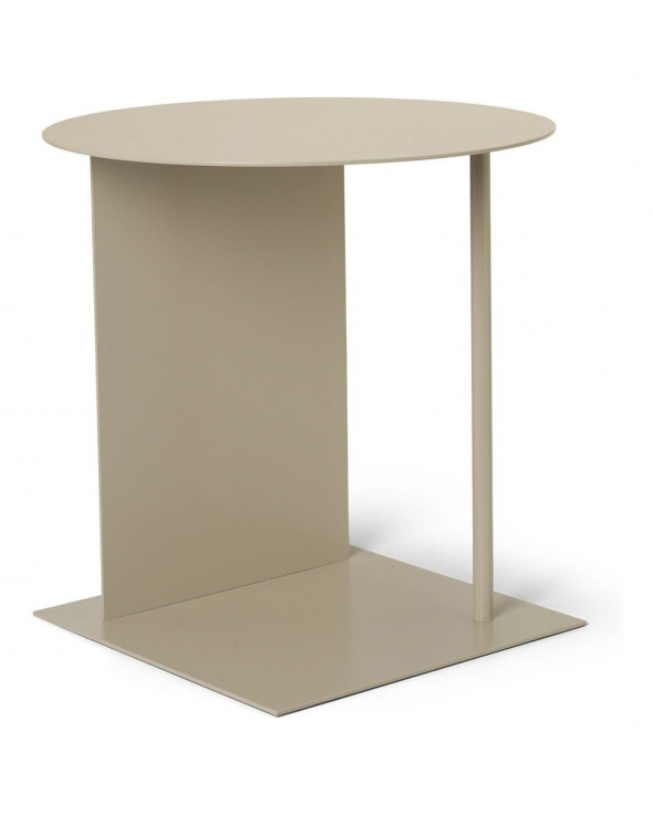 Place Side Table, Cashmere