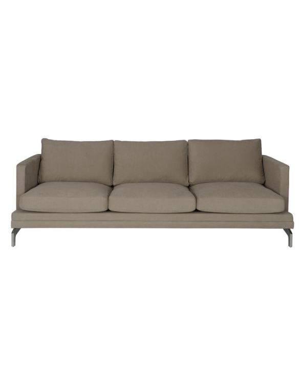 Fernley 3-pers.  Sofa - Khaki