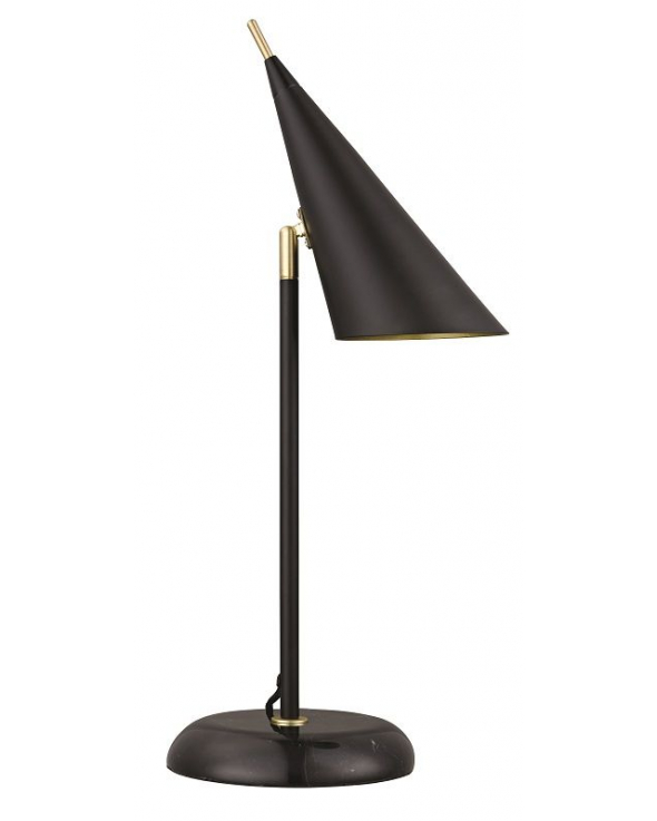 Watt a lamp - Direct Bordlampe - Sort