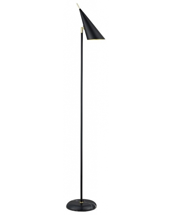 Watt a lamp - Direct Gulvlampe - Sort
