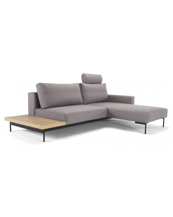 Innovation Bragi Sovesofa - Light grey