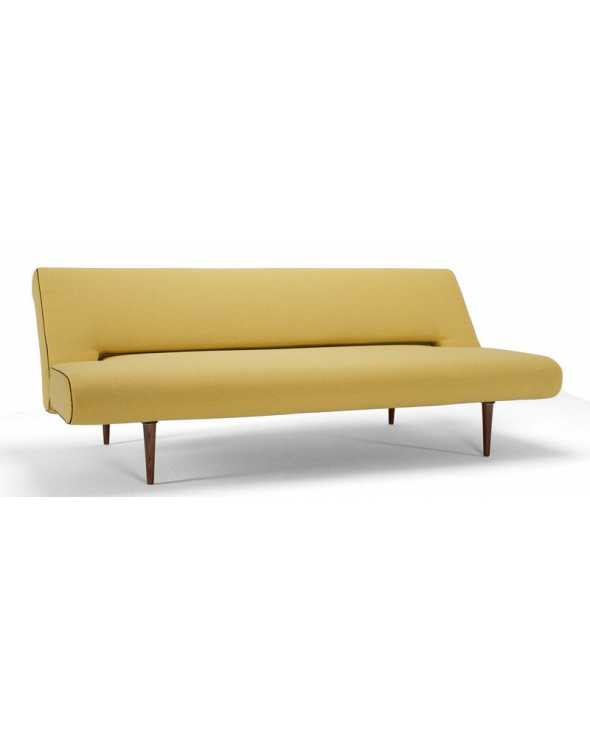 Innovation Unfurl sovesofa – Gul