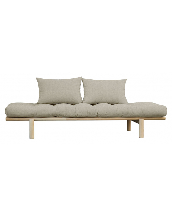 Pace Daybed, Linen/Natur