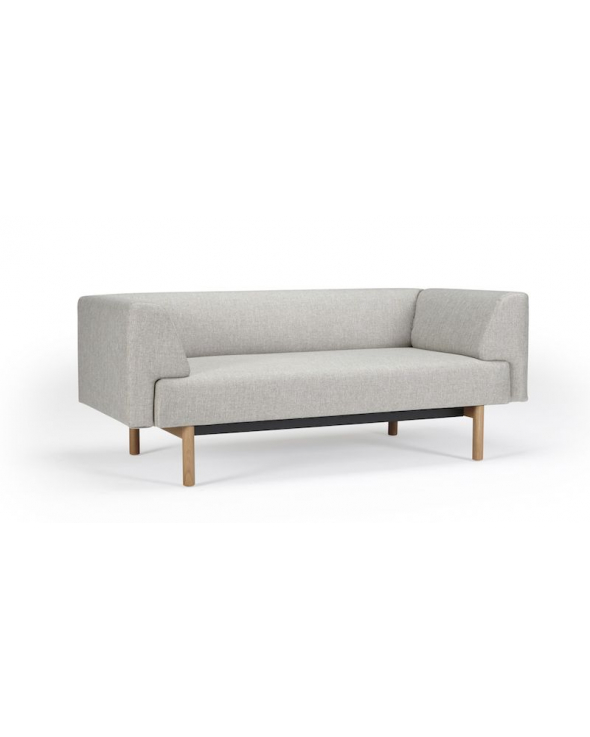 Kragelund Furniture - Ebeltoft 2-pers. sofa - Beige